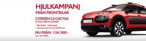 Cactus C4-2560x725 (134.500kr)