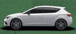SEAT Leon Frontbilar