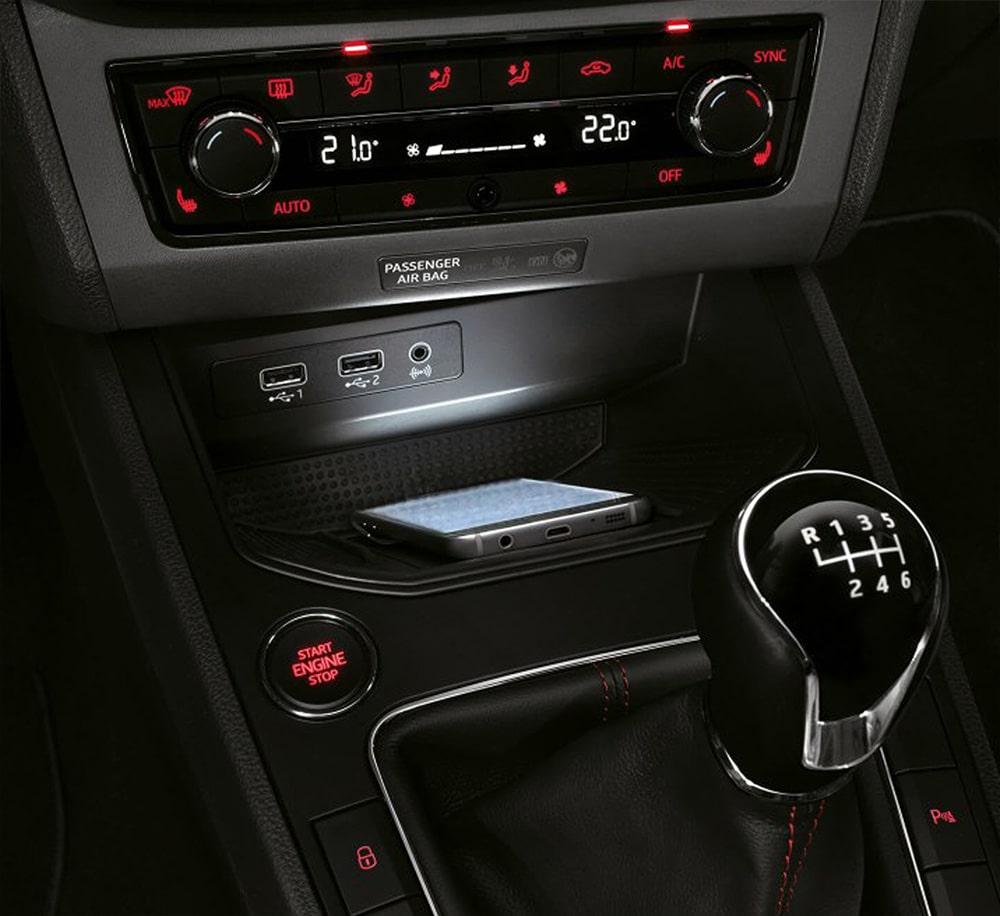 Seat Ibiza Connectivity Box