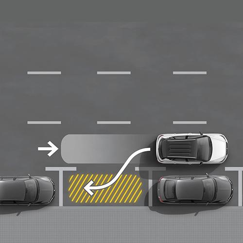 SEAT Arona Bagageutrymmets kapacitet