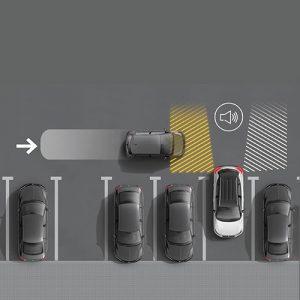 SEAT Arona Rear Traffic Alert