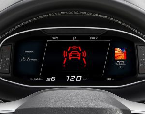SEAT Ateca 2020 Front assist--
