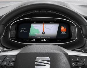 SEAT Ateca 2020 Frontbilar - Teknik-