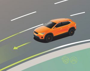 SEAT Ateca 2020 Travel assist--