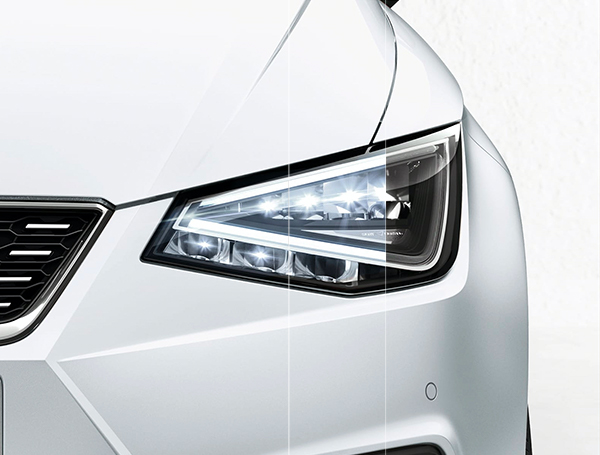 Seat Ibiza Full LED stralkastare