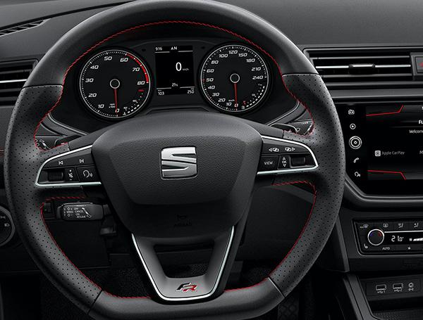 Seat Ibiza Interior design