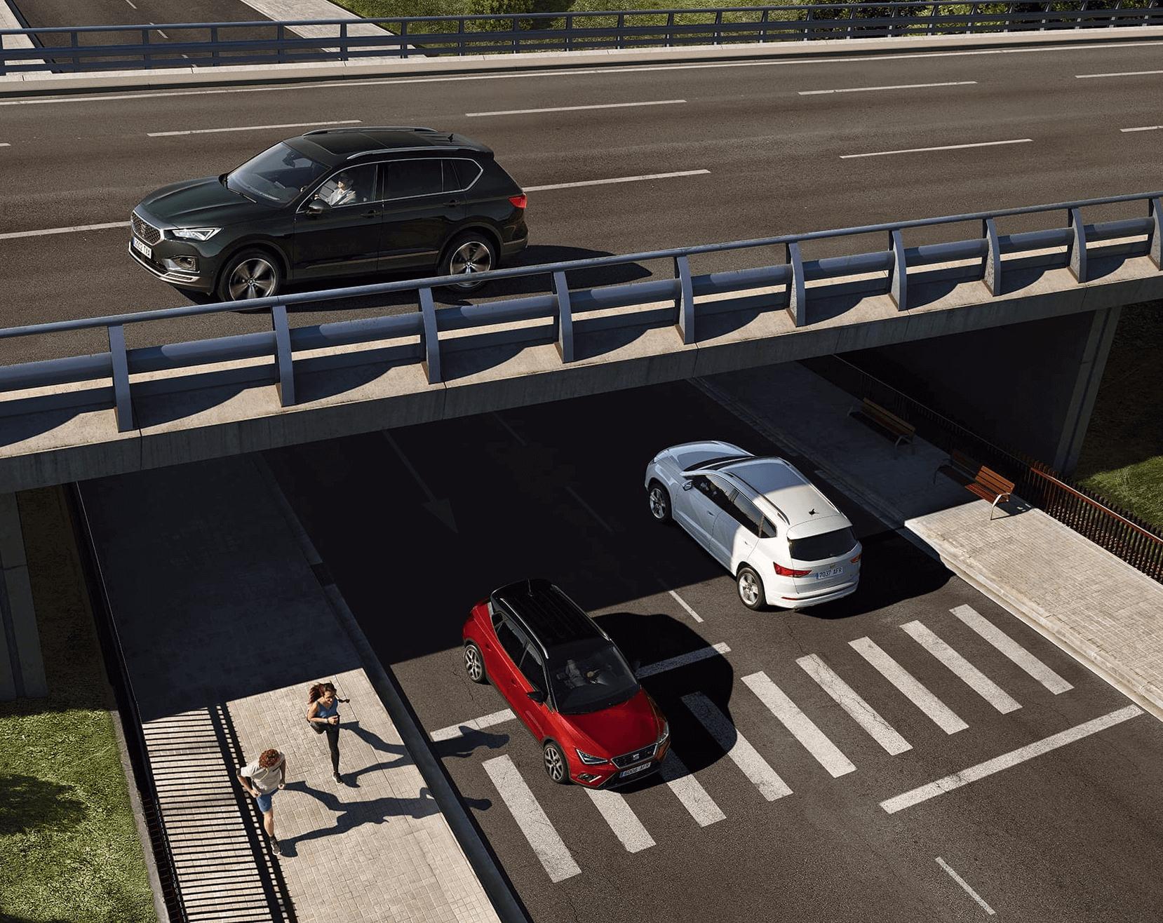 Provkör en SEAT hos Frontbilar Göteborg