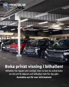 Frontbilar-bildspel-Karlstad-bilhall