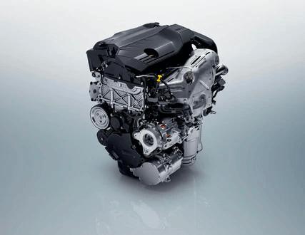 508 SW Plug-In Hybrid har en PureTech