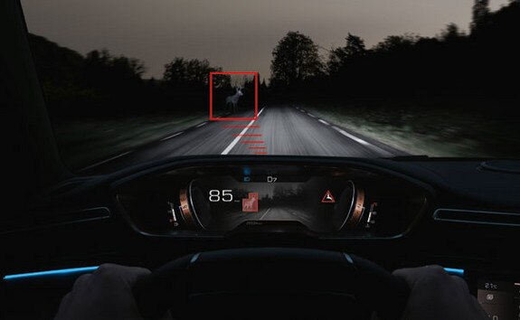 AUGMENTED REALITY peugeot-508sw