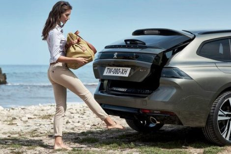 Bagage peugeot-508sw