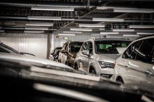 Begagnade bilar Frontbilar
