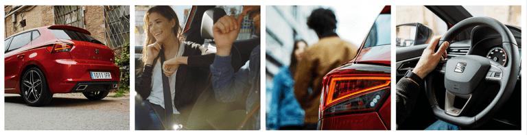 SEAT Ibizas djärva design
