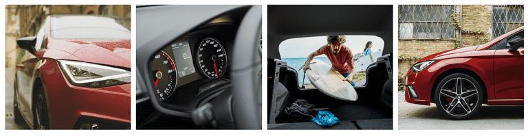 SEAT Ibizas kreativa design